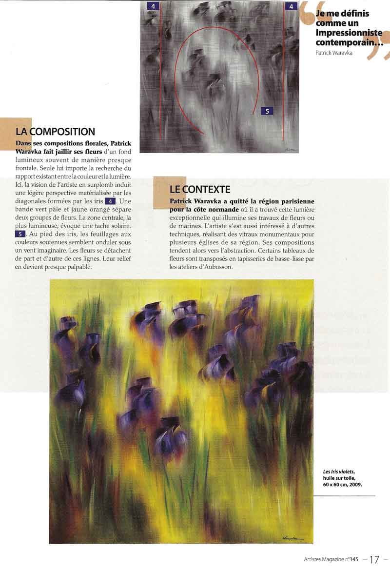 artiste magazine